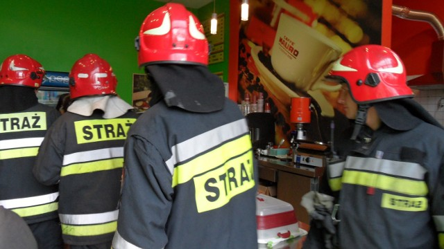 Straż pożarna w Tychach
