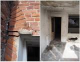 Dawna stajnia 24 pułk ułanów w Kraśniku. Zabytkowy budynek wymaga remontu. Zaglądamy do środka