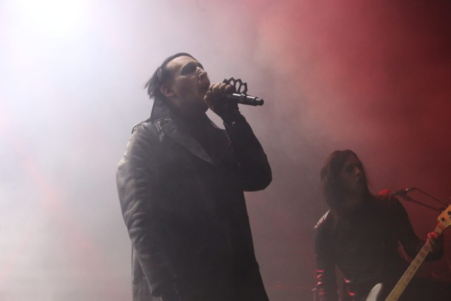 zdjęcia ilustracyjne z koncertu w Katowicach
