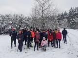 Klub Nordic Walking z Bełchatowa maszeruje i świętuje