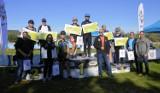 Głogów: Rowerowa Stolica Polski - najaktywniejsi uczestnicy akcji nagrodzeni na pikniku