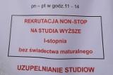 Studia bez matury? Uczelnia z Łodzi chce przyjmować bez świadectwa dojrzałości. Ten tryb rekrutacji uczelnia tłumaczy epidemią