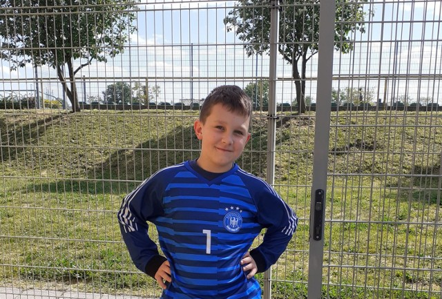 Wojtek z Żar jest uczniem Szkoły Podstawowej nr 2, chłopiec zachorował na białaczkę i potrzebne jest wsparcie.