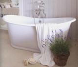 Łazienki w stylu prowansalskim