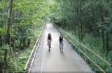 Żelazny Szlak Rowerowy w Jastrzębiu-Zdroju prawie gotowy. Otwarcie z końcem czerwca. Zobaczcie zdjęcia z całego odcinka fantastycznej trasy!
