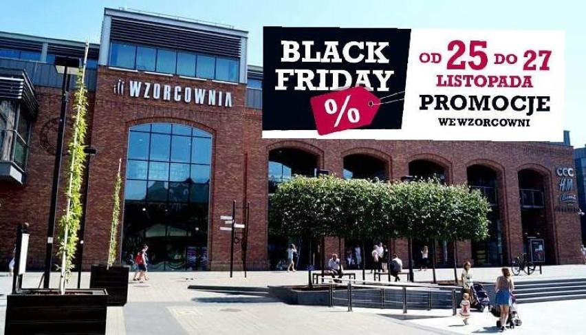 Black Friday we Wzorcowni we Włocławku. Atrakcyjne rabaty i promocje przez trzy dni! [szczegóły]