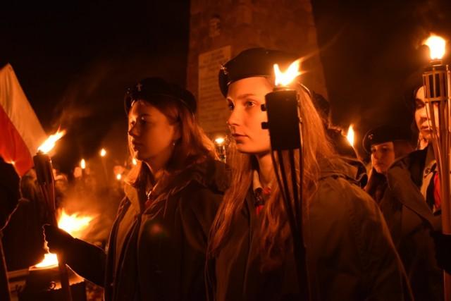 27 grudnia 2019: śremianie ku pamięci walczącym w Powstaniu Wielkopolskim