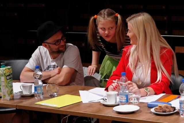 Maja Trepczyńska podczas zeszłotygodniowego castin¬gu pokazała, że nie wie, co to trema i zachwyciła jury