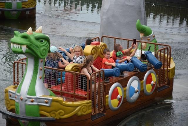 Aż 22 atrakcje czekają na dzieci w Energylandii w Zatorze, największym Parku Rozrywki w Polsce. To idealne miejsce do rodzinnej zabawy.