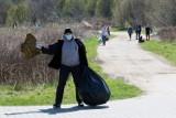 Wielkie sprzątanie dzielnicy Szerokie w Lublinie. Mieszkańcy posprzątali swoją małą ojczyznę. Zobacz zdjęcia