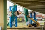 Most Uniwersytecki w Bydgoszczy. Rozpoczęto naprawę, potrwa jeszcze około pół roku [zdjęcia]