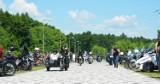 Ponad 400 motocyklistów przyjechało na piknik do Kumowej Doliny w Chełmie. Była widowiskowa parada ulicami miasta, koncerty i zbiórka krwi