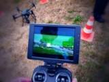 """Kierowcy przyłapani z drona. 22 mandaty za przejazd pomimo znaku """"Stop"""". Będą kolejne powietrzne kontrole"""
