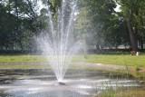 Promenada w Mysłowicach latem. Park wygląda przepięknie. Zobaczcie zdjęcia