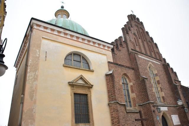 Kaplica Oświęcimów przy kościele oo.francziszkanów