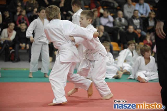Mikołajkowe Zawody Judo Tigers Oleśnica