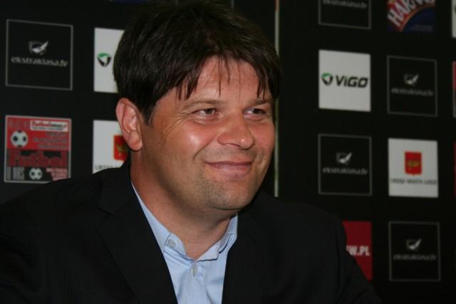 Były asystent Leo Beenhakera, trenera reprezentacji Polski ...