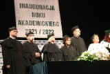 Uroczysta inauguracja roku akademickiego 2021/22 w PSW w Kwidzynie [ZDJĘCIA]