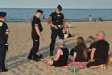 Sopot: Posypały się mandaty za picie alkoholu na plaży