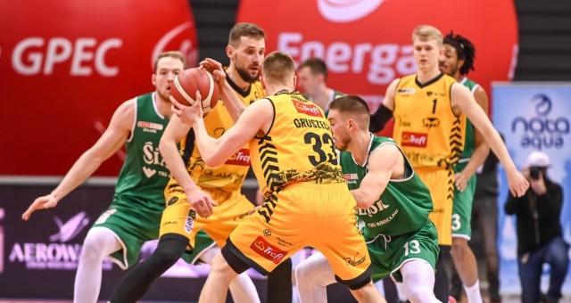 W trzecim meczu ćwierćfinałowym Trefl Sopot w końcu wygrał ze Śląskiem Wrocław i doprowadził w play-offach do stanu 1-2
