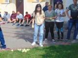"""Festyn Rekreacyjno -Sportowy """"Pożegnanie lata""""  w  Prośnie"""