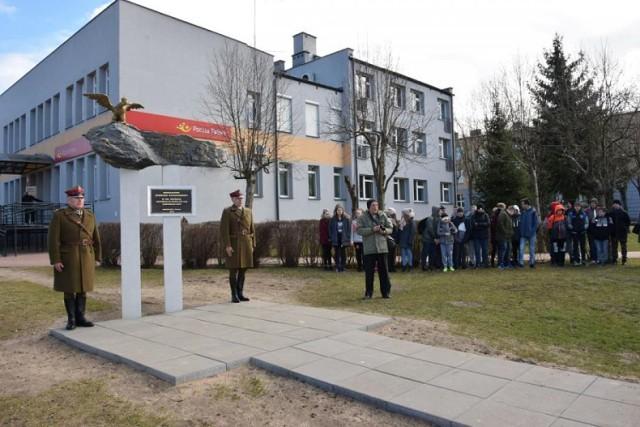 Mieszkańcy Kolna pamiętali o imieninach Marszałka Józefa Piłsudskiego