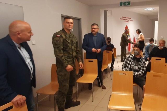 Kwalifikacja wojskowa w powiecie bocheńskim rozpoczęta, potrwa do do 27 października