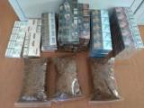 Tysiące papierosów i nielegalny tytoń na bydgoskim targowisku