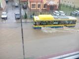 Letnia burza w Słupsku pokazała niewydolność infrastruktury miejskiej. Kiedy się to zmieni?