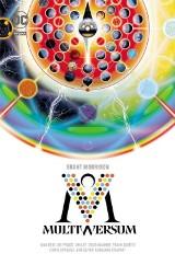 Multiwersum Granta Morrisona [ZDJĘCIA] Przyjemna podróż po znanych i nieznanych światach multiwersum DC
