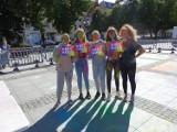 Chełmno Holi Festival Święto Kolorów i kino plenerowe w Chełmnie - zdjęcia