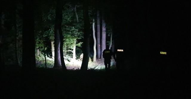 Nocne poszukiwania 26-latka z gminy Pawłosiów