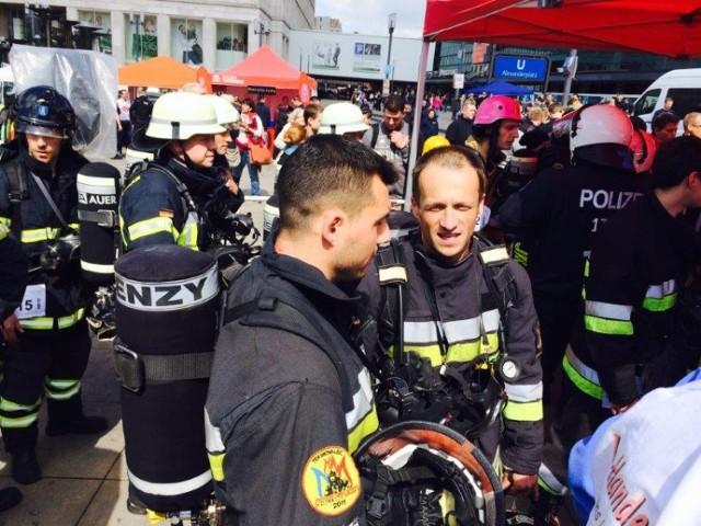 4. Berliner Firefighter StairRun zakończony wielkim sukcesem polskich strażaków [ZDJĘCIA]
