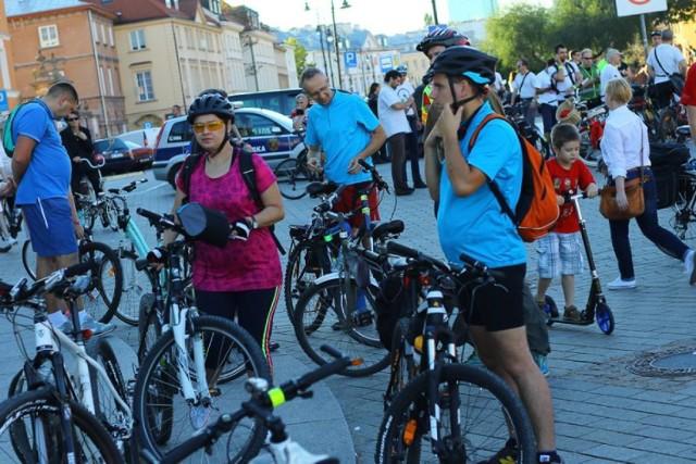 Koniec przejazdów Warszawskiej Masy Krytycznej? Aktywiści zaczęli współpracę z miastem