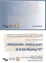 Jubileusz miejskiego koła Polskiego Związku Filatelistów w Tomaszowie Mazowieckim
