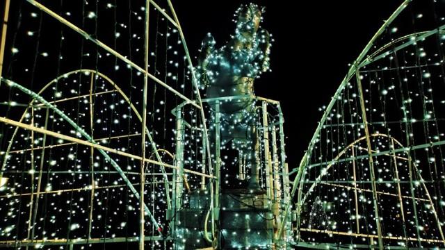 Magię świąt Bożego Narodzenia czuć już na każdym kroku w Koninie.