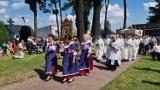 Odpust w Sanktuarium w Lubecku. Zjawiło się wielu parafian i pielgrzymów. Zobacz ZDJĘCIA