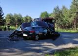 Wypadek w Zawierciu. Trzy samochody zderzyły się na skrzyżowaniu ulicy Glinianej oraz Przyjaźń. Są poszkodowani