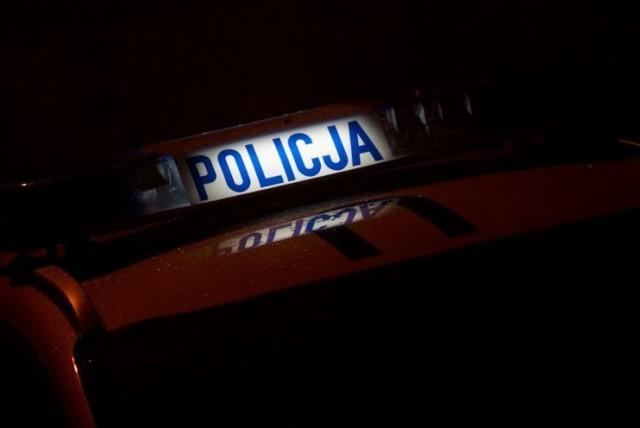 Policjanci poszukują świadków wypadku motocyklisty w Borowie