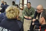 Amerykańscy żołnierze szkolą język z policjantami [ZDJĘCIA]