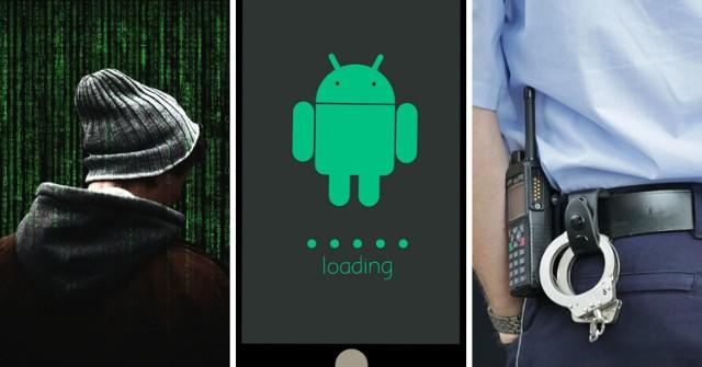 Masz smartfona z Androidem? Uważaj, cyberprzestępcy coraz bardziej się Tobą interesują.  Czytaj dalej. Przesuwaj zdjęcia w prawo - naciśnij strzałkę lub przycisk NASTĘPNE.