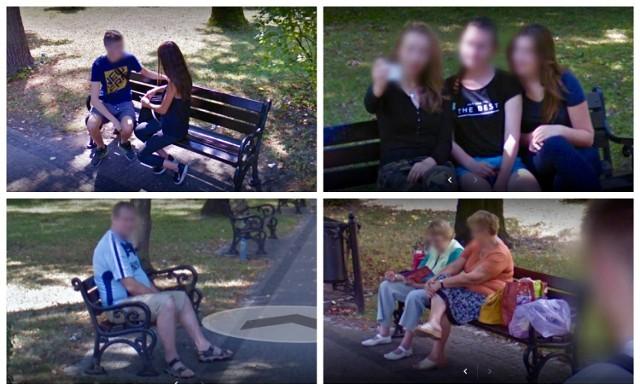 Kamery Google Street View odwiedziły sądeckie parki