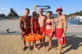 Oto ratownicy WOPR! Młodzi i wysportowani. Czuwają nad naszym bezpieczeństwem każdego lata