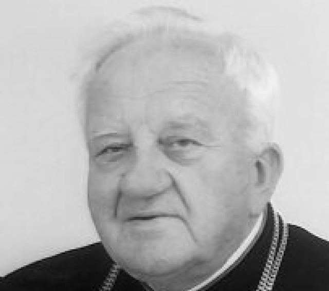 Ksiądz prałat miał 88 lat