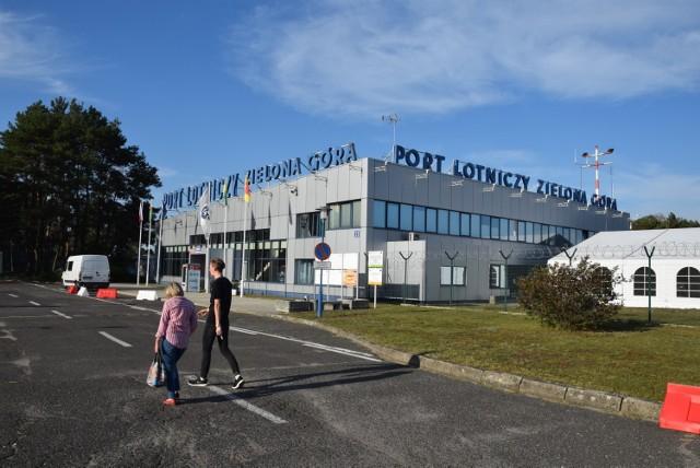Port Lotniczy Zielona Góra/Babimost będzie rozbudowany. Pojawią się też nowe połączenia lotnicze