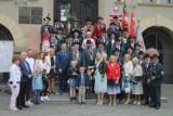Intronizacja króla Kurkowego Bractwa Strzeleckiego w Krotoszynie [ZDJĘCIA + FILMY]