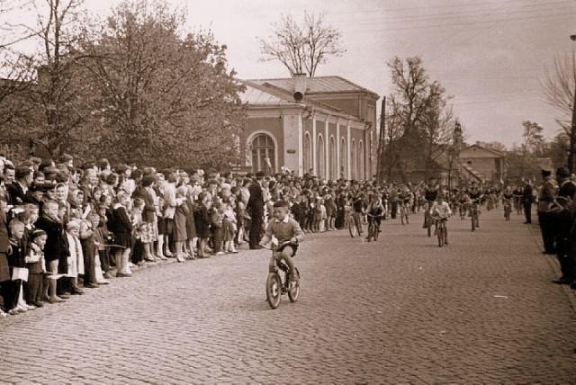 1 Maja, lata 50 XX wieku