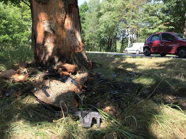 Do tragicznego wypadku doszło w Redzikowie koło Słupska.