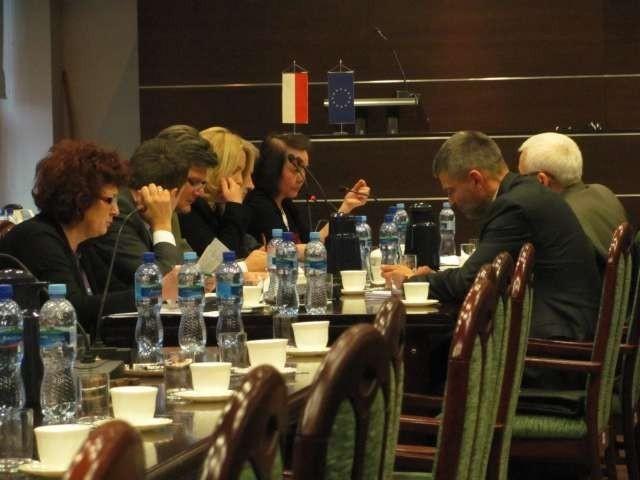 Myszków Członkowie Platformy Obywatelskiej Złożyli Wniosek