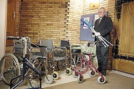Darmowa Wypożyczalnia Sprzętu Rehabilitacyjnego Tychy